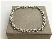 Tiffany & Co. Sterling Silver Link Bracelet 13.35g